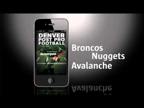 The Denver Post Mobile Apps Commercial