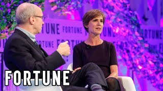 Sally Yates Talks About Her Ten Days as Deputy Attorney General I MPW 2017