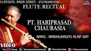Pt.Hariprasad Chaurasia (Madhukauns Alap Gat)