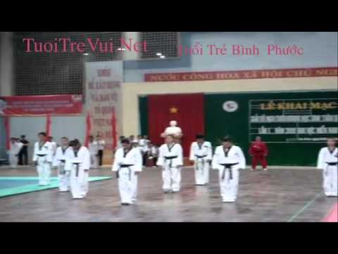 Dau vo Binh Phuoc
