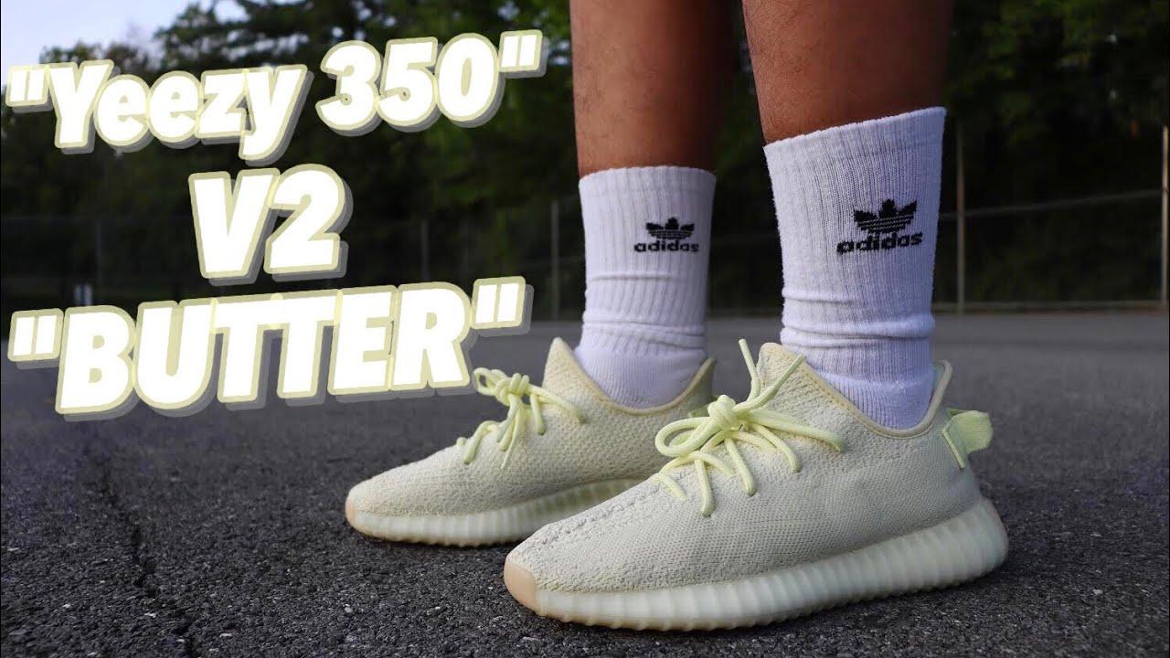 Adidas Yeezy 350 V2 BUTTER \