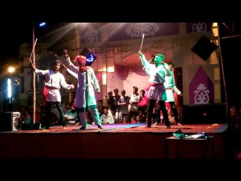 Shivaji Maharaj powada with malhari song