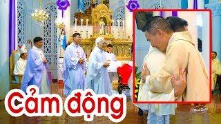 Cảm động - Nghi thức Truyền Chức Linh mục - Thầy Phó tế Vincentê Nguyễn Văn Bạt, SCJ