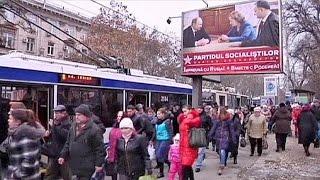 Moldavia se debate entre Rusia y Europa
