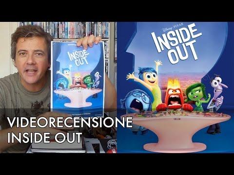 Inside Out, Di Pete Docter, Prodotto Dalla Pixar