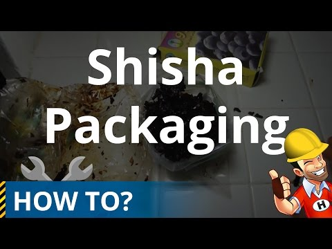 How to Package and Store Your Shisha (Hookah) Tobacco