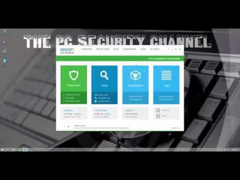 Emsisoft Anti Malware 10 review