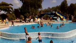 Piscine du Camping le Ranch 44