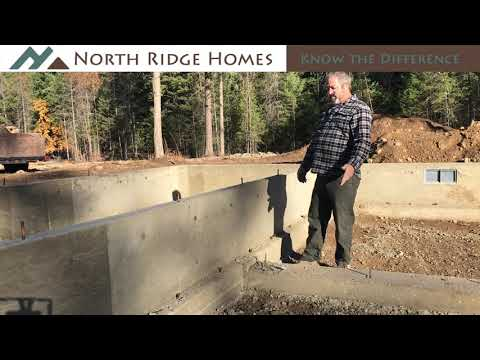 Custom Homes Series - Episode 12: Stripping Foundation Forms