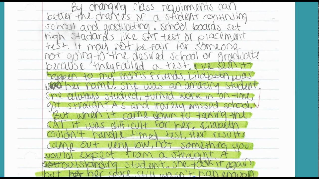 argument essay  using personal experiences   youtubeargument essay  using personal experiences