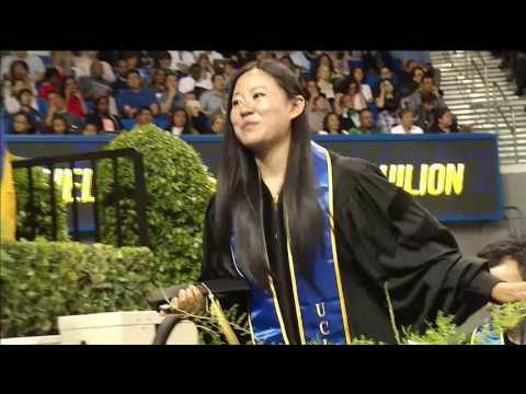 PhD Degree Conferral: UCLA Engineering (HSSEAS) Commencement 2016