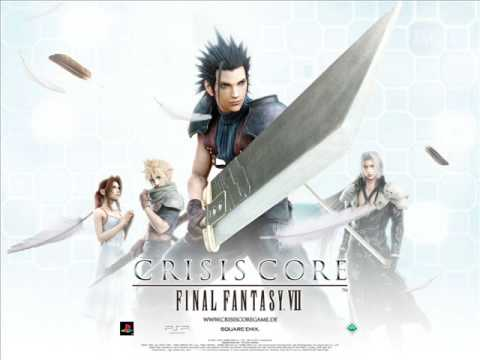 Final fantasy crisis core soundtrack soldier battle - Zack fair crisis core wallpaper ...
