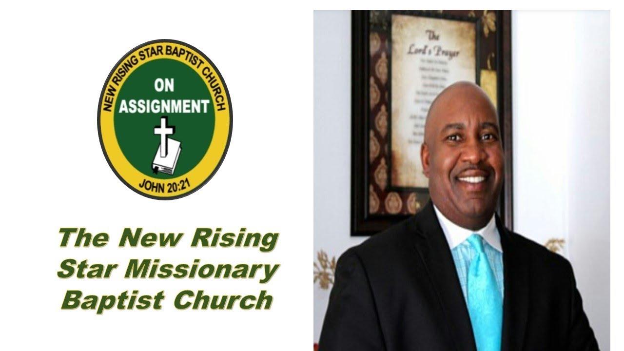 2019 Journey Essentials - he New Rising Star MBC - Pastor Marcus McDonald