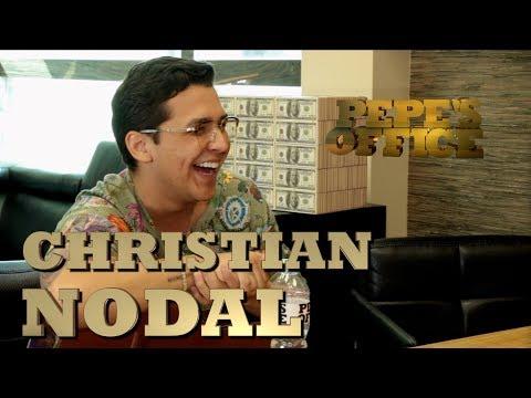 CHRISTIAN NODAL CONTINÚA CRECIENDO COMO ARTISTA - Pepe's Office