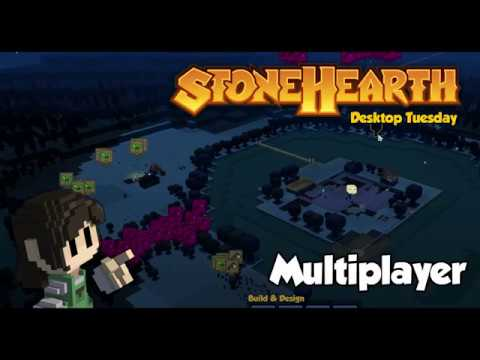 DT: Multiplayer – Stonehearth