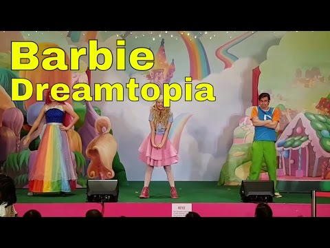 Barbie Dreamtopia @ Great World City