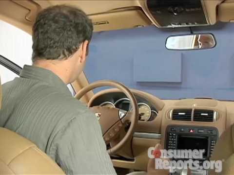 Porsche Cayenne (2003-2010) review from Consumer Reports