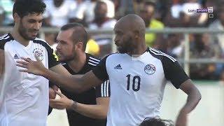 ملخص واهداف مباراة مصر وغانا (1-1) - [شاشة كاملة] - شيكابالا يتألق