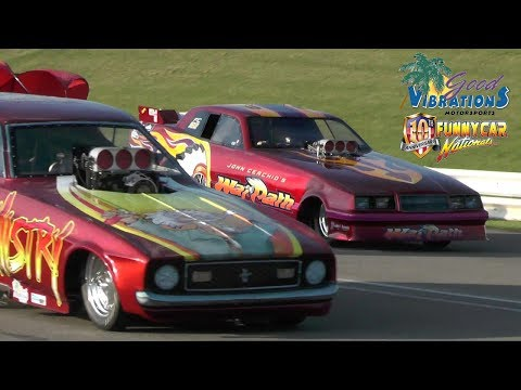10th Annual Good Vibrations Funny Car Nationals @ Keystone Raceway Park