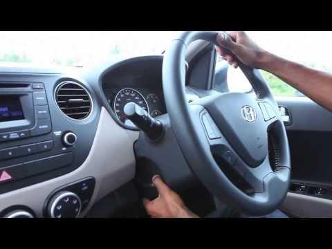 Hyundai GRAND i10 Interior and Exterior
