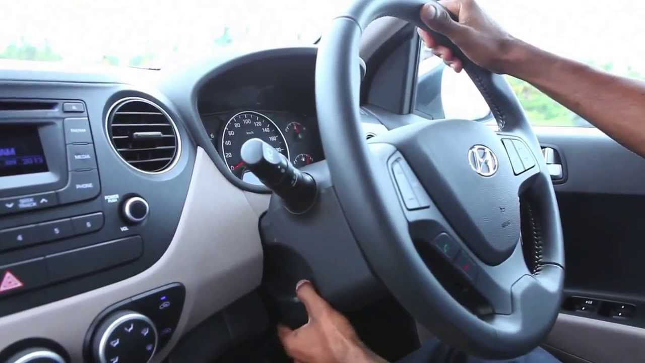 Hyundai Grand I10 Interior And Exterior