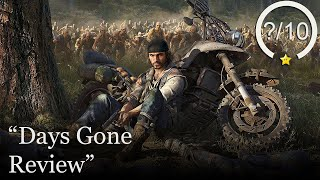 Days Gone Review [PS4 & PC] (Video Game Video Review)