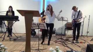 """""""Ты очистил моё сердце"""" группа прославления церкви """"Божья любовь"""" город Смела.Украина."""