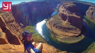 YI Action Camera: Arizona road trip