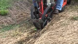 No-Till Vegetable Transplanter