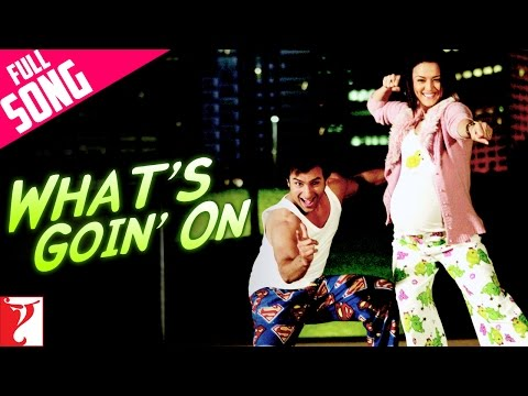 Whats Goin On  Full Song  Salaam Namaste  Saif Ali Khan  Preity Zinta