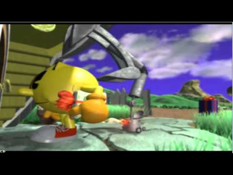 Pacman World Intro
