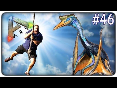 CATTURIAMO DA SOLI IL QUETZAL!! | Ark Survival Evolved - ep. 46 [ITA]