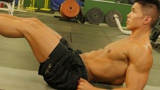 A Simple Daily Ab Workout
