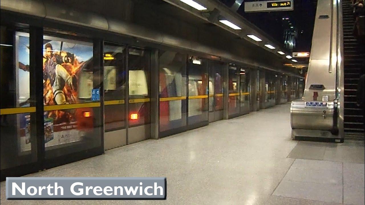 north greenwich jubilee line london underground 1996. Black Bedroom Furniture Sets. Home Design Ideas