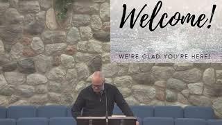 Study through Genesis- Sunday Evening 1/10/2021