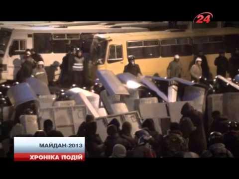 Євромайдан. Хроніка подій