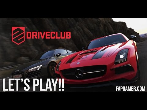 Driveclub (PS Plus Edition) - Let's play Thai by Jerry [PS4]