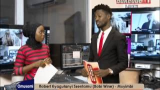 Omusomi w'olunaku: Robert Kyagulanyi Ssentamu AKA Bobi Wine thumbnail