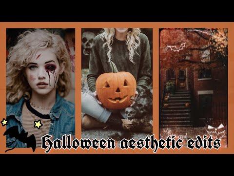 ✞-halloween-aesthetic-edits-✞-//-picsart-&-more