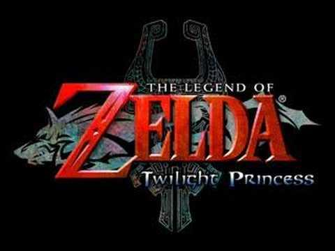 The Legend of Zelda Twilight Princess Theme