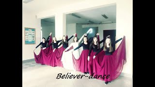 Believer- dance choreography { by Rubellas}