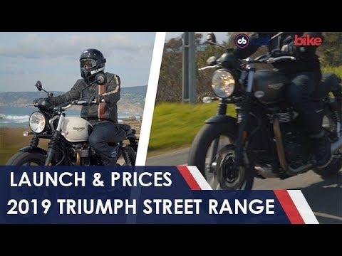 2019 Triumph Street Twin & Street Scrambler Launched | NDTV carandbike