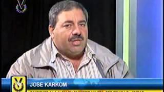 Entrevista Venevisión: José Karkom, candidato a la Alcaldía de Valera por la Unidad