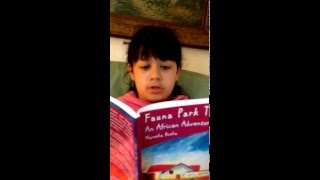 Fauna Park Tales - Flame and Hope