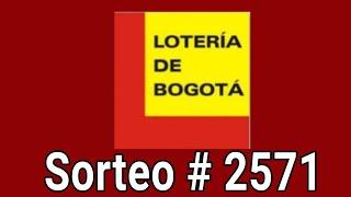 Resultados lotería de Bogota (premio mayor y premios secos) 14 de Enero de 2021