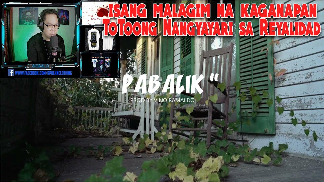 Download PABALIK - BALASUBAS (REACTION VIDEO)