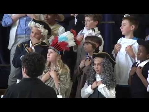 2014 Rogers Elementary Colonial Night - Fifth Grade Concert