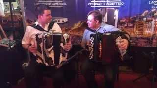 Stand Cavagnolo Balajo Duo Eric Bouvelle et Matthieu Chaussalet