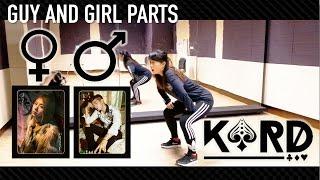 K.A.R.D - Oh NaNa Dance Tutorial | Full w Mirror Both gender parts [Charissahoo]