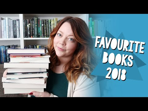 FAVOURITE BOOKS OF 2018